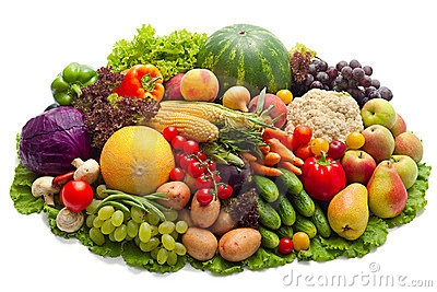 clipart fruits and vegetables.