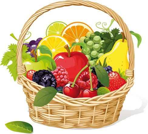 Vector fruits and vegetables free vector download (2,357 Free.