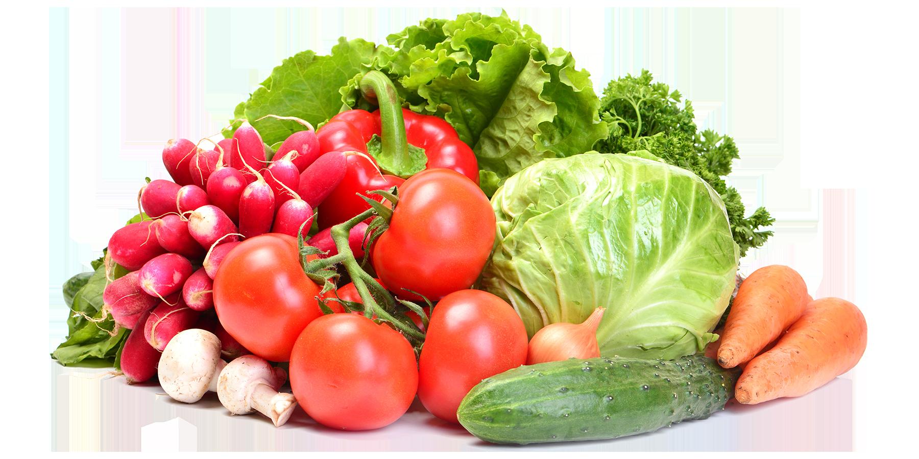 Fresh Vegetables Png Clipart Transparent #67123.