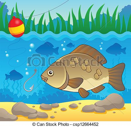 Freshwater fish Clipart Vector and Illustration. 2,479 Freshwater.