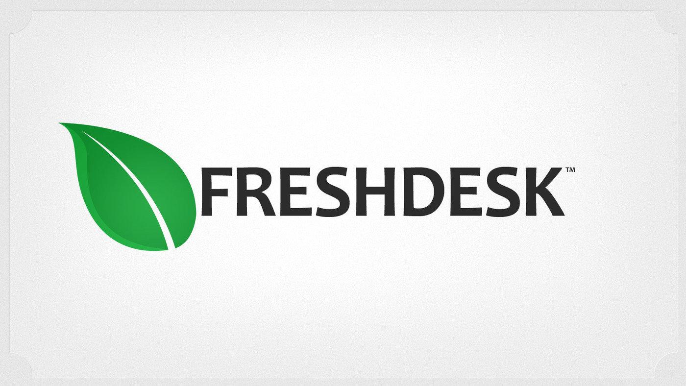Freshdesk Logo by Rajesh Sundaram Kandasamy at Coroflot.com.