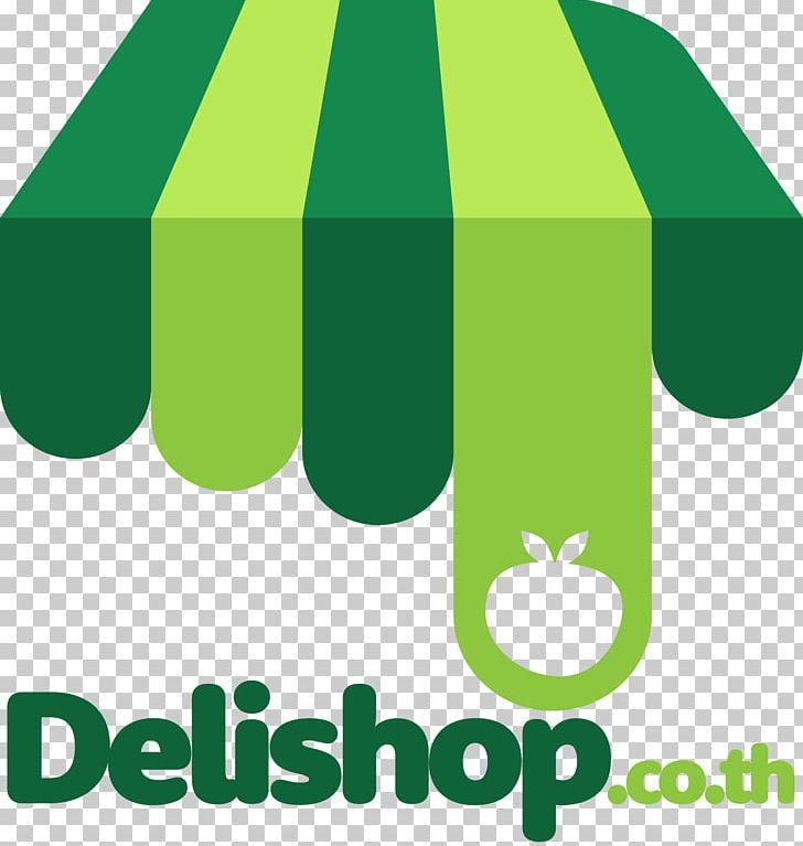 Delishop Supermarket Food Online Grocer Logo PNG, Clipart.