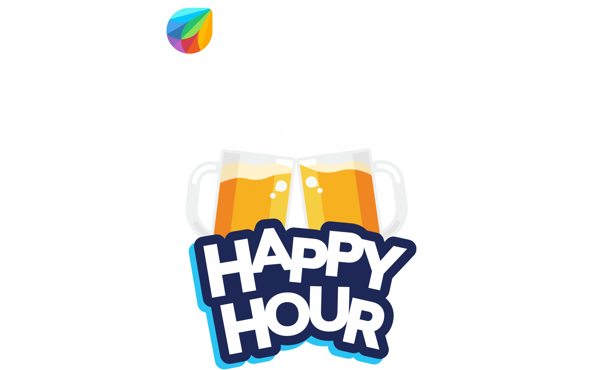 Freshworks Happy Hour 2019.