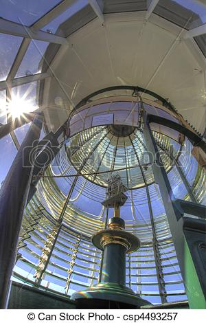 Picture of Lighthouse First Order Fresnel Lens 3.