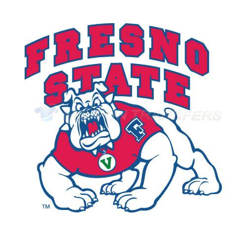 Fresno State Bulldogs Logo T.