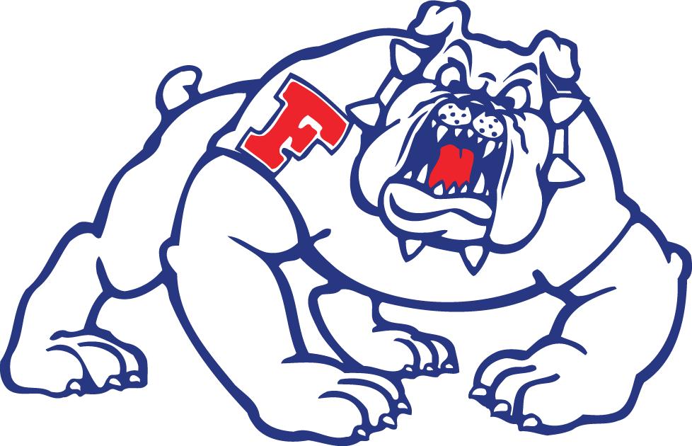 Fresno State Bulldogs Alternate Logo.
