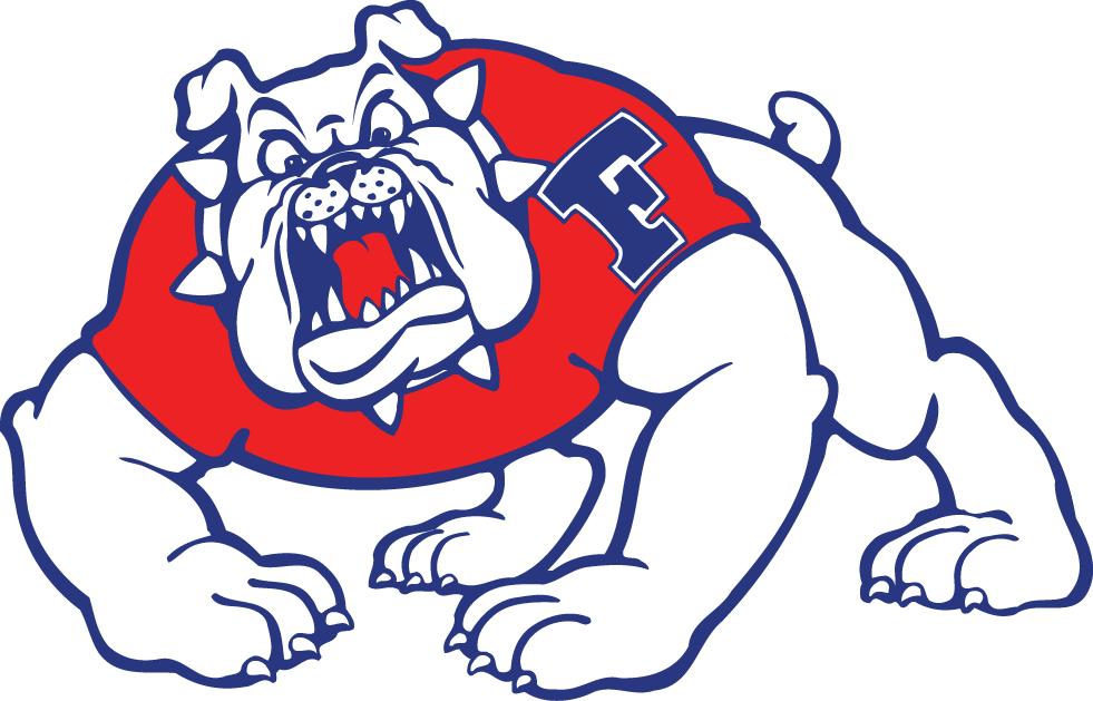 Fresno State Bulldogs Primary Logo.