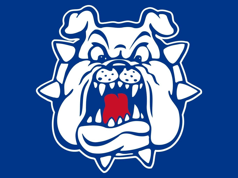 Fresno State Bulldogs Logo #2.