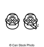 Freud Illustrations and Clip Art. 28 Freud royalty free.