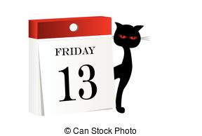 Friday 13th Stock Illustrations. 58 Friday 13th clip art images.