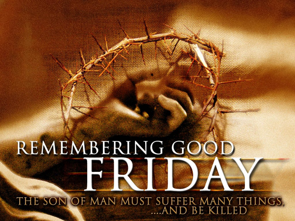 Good Friday and Easter Sunday Clip Art.
