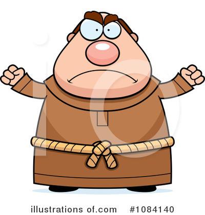 Friar Clipart.