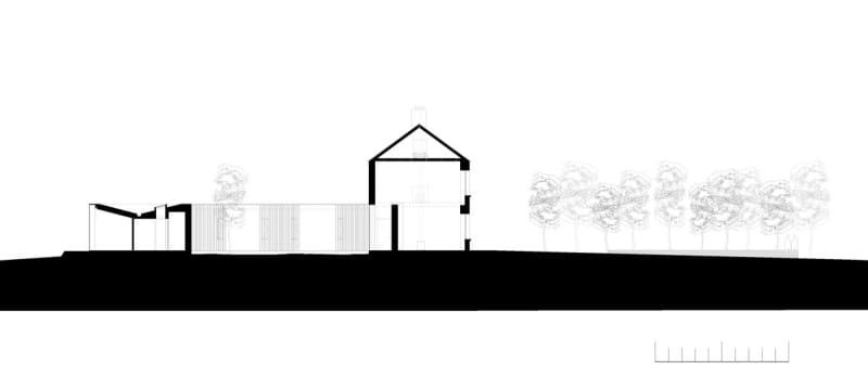 ODOS architects, Ros Kavanagh Photographer · Knocktopher Friary.