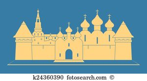 Friary Clipart Illustrations. 8 friary clip art vector EPS.