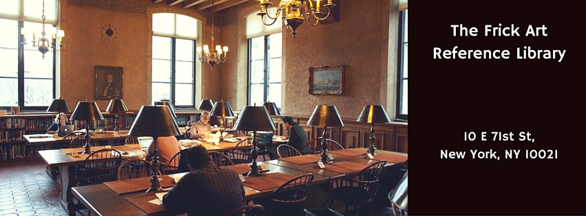 The Frick Art Research Library.
