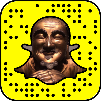 Check out San Antonio Museum of Art's Snapchat account and find.