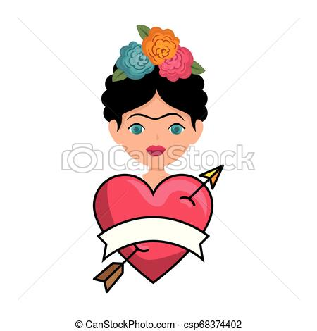 Frida Stock Illustrations. 118 Frida clip art images and royalty.