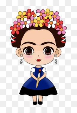 Free Download Frida Kahlo T.