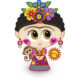 Frida kahlo clipart clipart images gallery for free download.