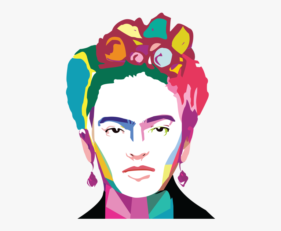 Frida Kahlo, Cliparts & Cartoons.