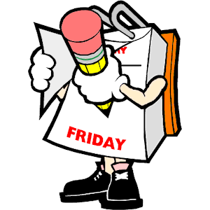 Friday Clipart & Friday Clip Art Images.