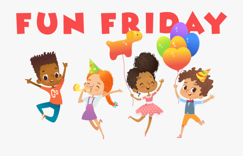 Image Result For Fun Friday Clipart.
