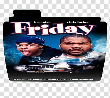 Friday Folder Icon, Friday transparent background PNG.