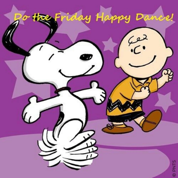 Friday Happy Dance Pictures, Photos, and Images for Facebook.
