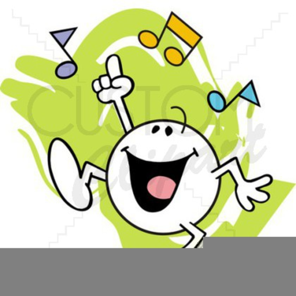 Snoopy Happy Dance Clipart.