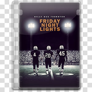 Friday Night Lights transparent background PNG cliparts free.