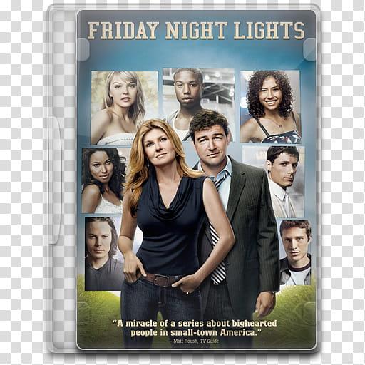 TV Show Icon Mega , Friday Night Lights, Friday Night Lights.