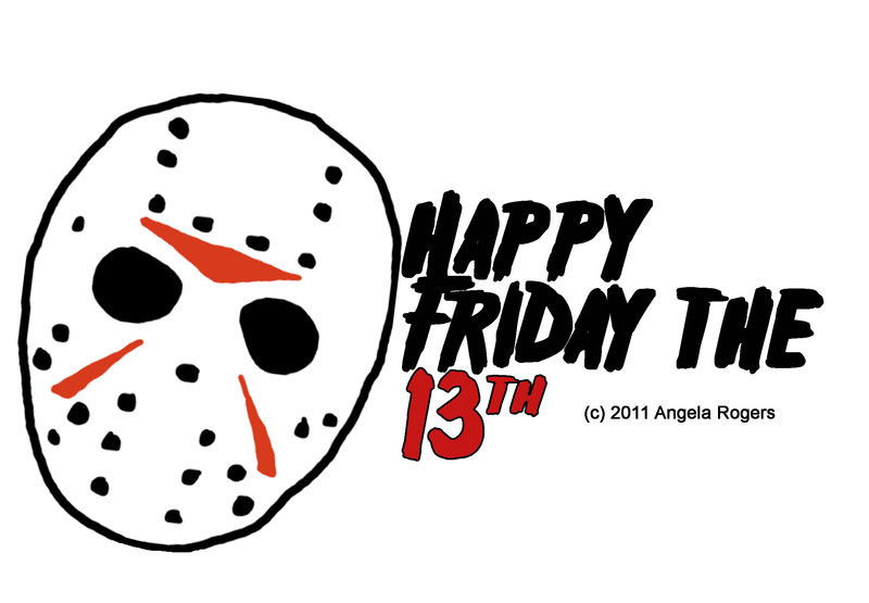 94+ Friday The 13th Clipart.
