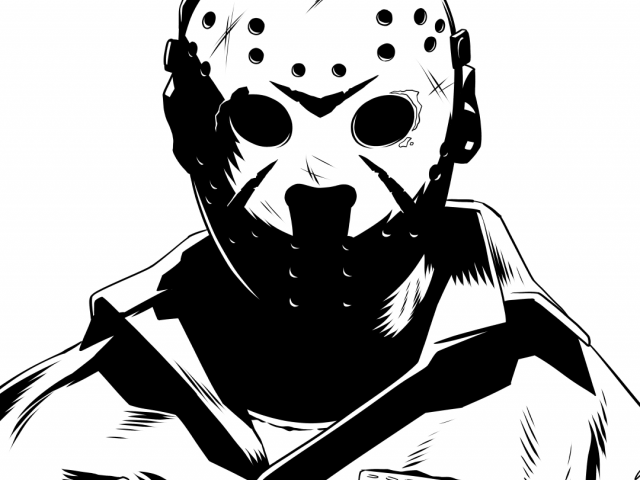 Friday The 13th Clipart 19.