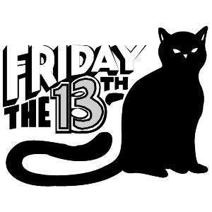Friday 13th Clip Art.