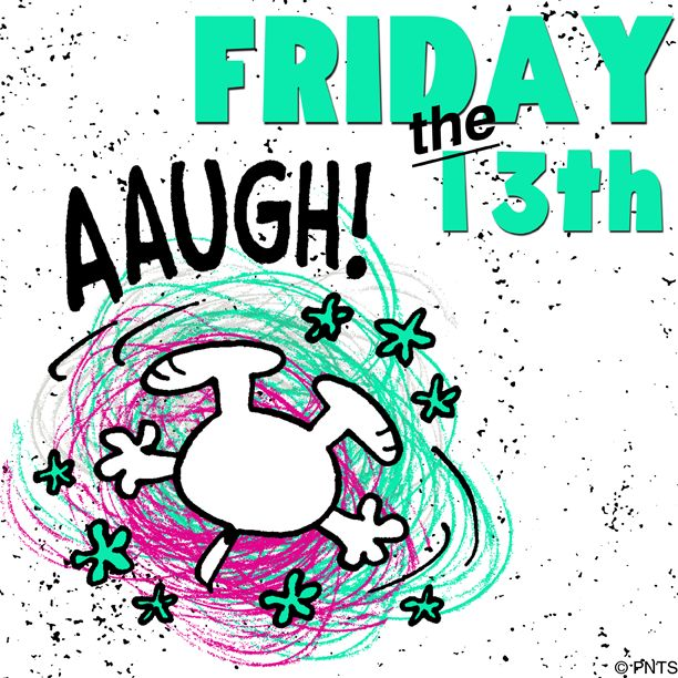 Friday The 13th Clipart.