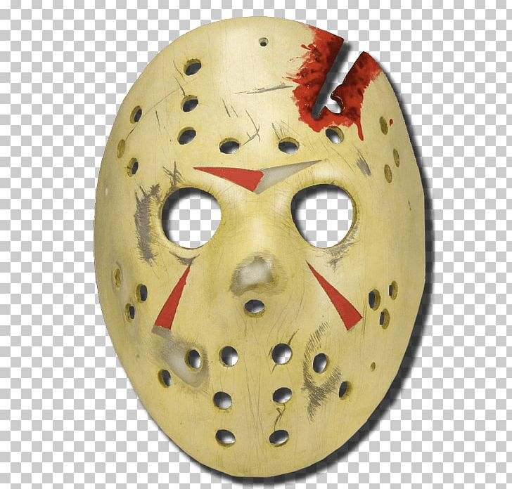 Jason Voorhees Friday The 13th: The Game Goaltender Mask.
