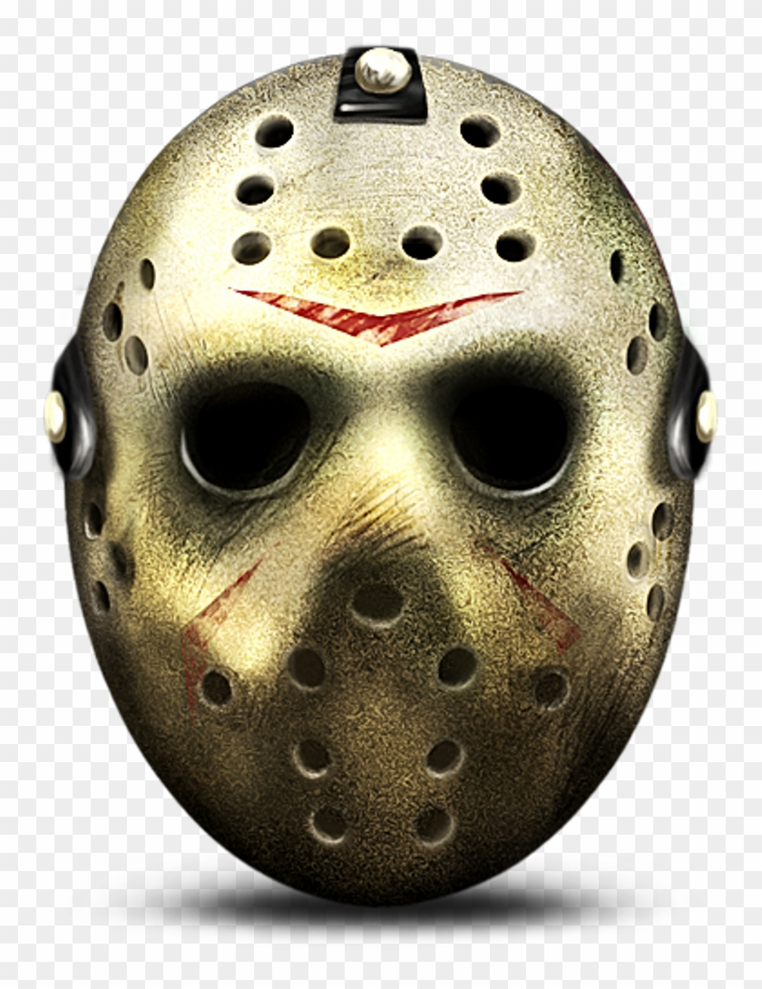 Friday The 13th Mask Png, Transparent Png.