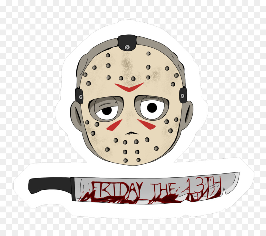 Friday The 13th Headgear png download.