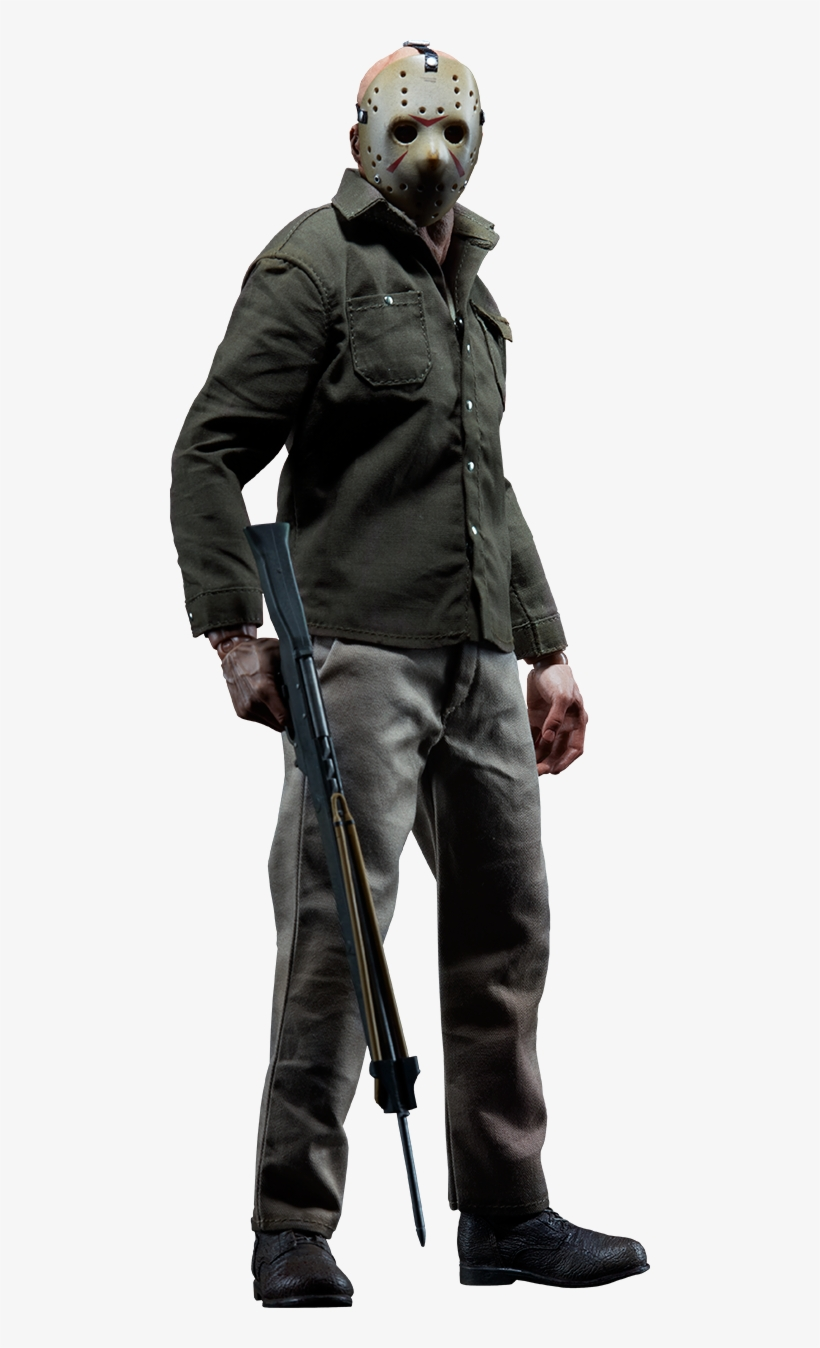 Friday The 13th Sixth Scale Figure Jason Voorhees.