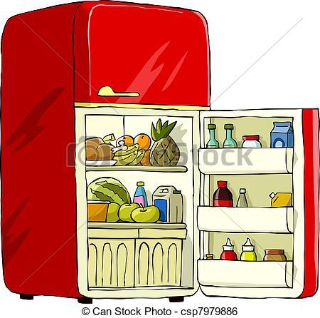 Refrigerator Illustrations and Clip Art. 6,486 Refrigerator.