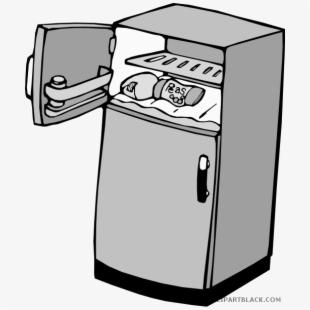 Refrigerator PNG Images.
