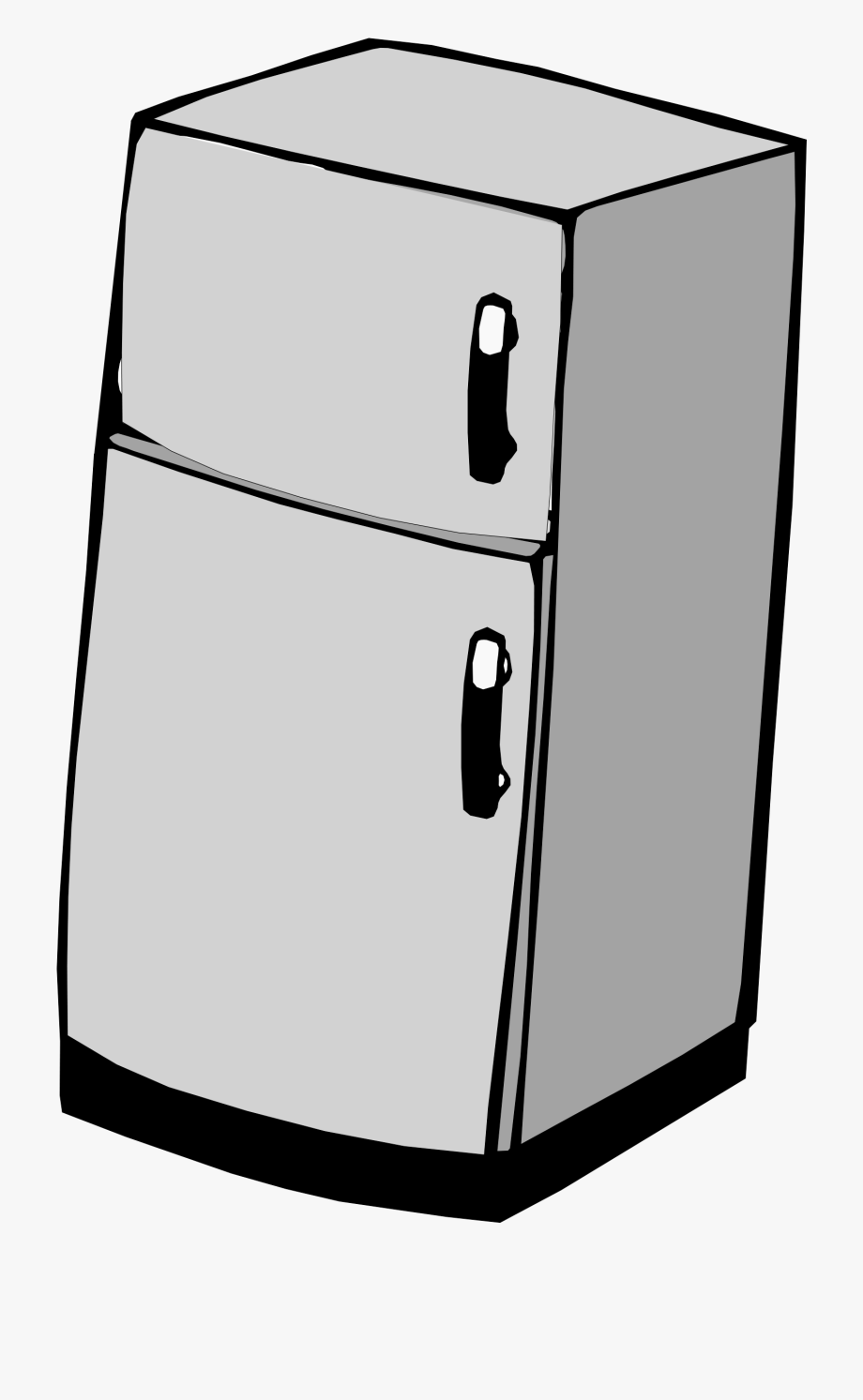Refrigerator Clipart, Cliparts & Cartoons.