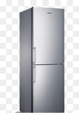 Double Door Refrigerator Png, Vector, PSD, and Clipart With.