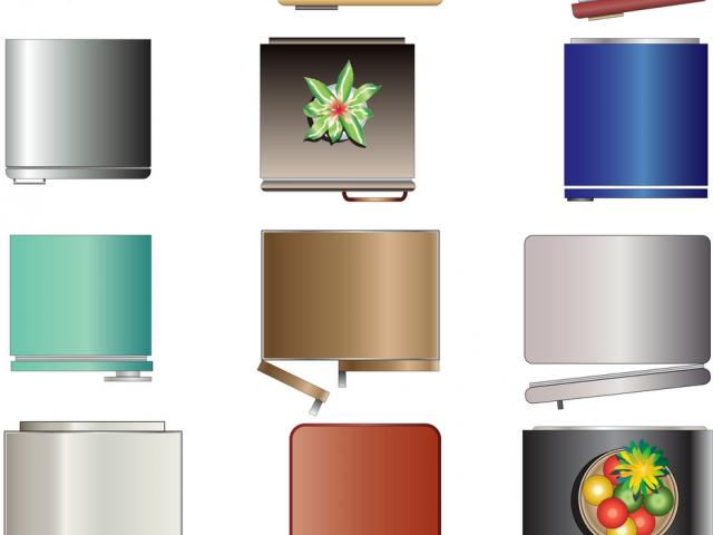 Fridge top view clipart clipart images gallery for free.