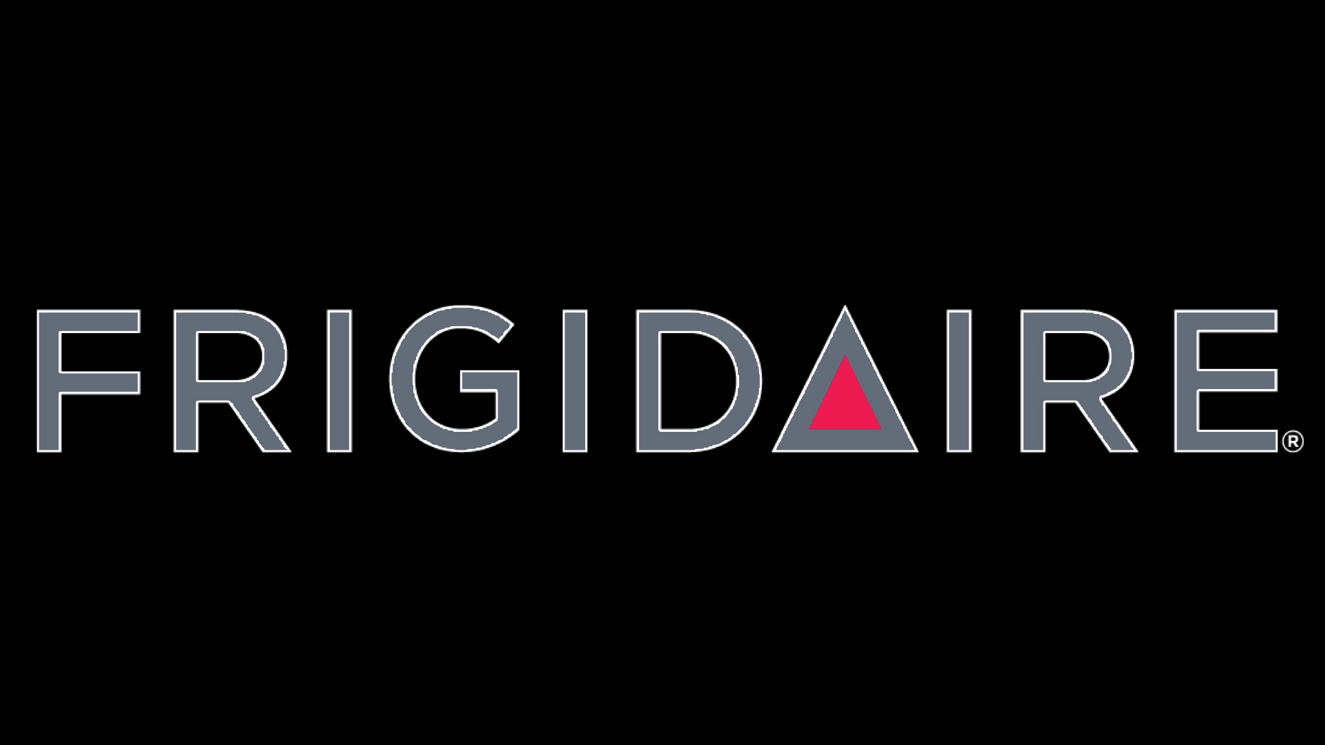 Meaning Frigidaire logo and symbol.