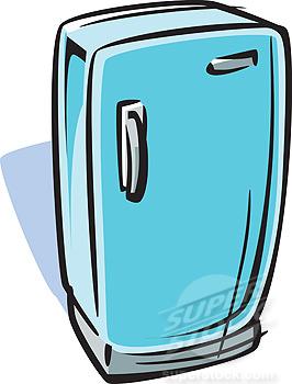 Refrigerator pictures clip art.