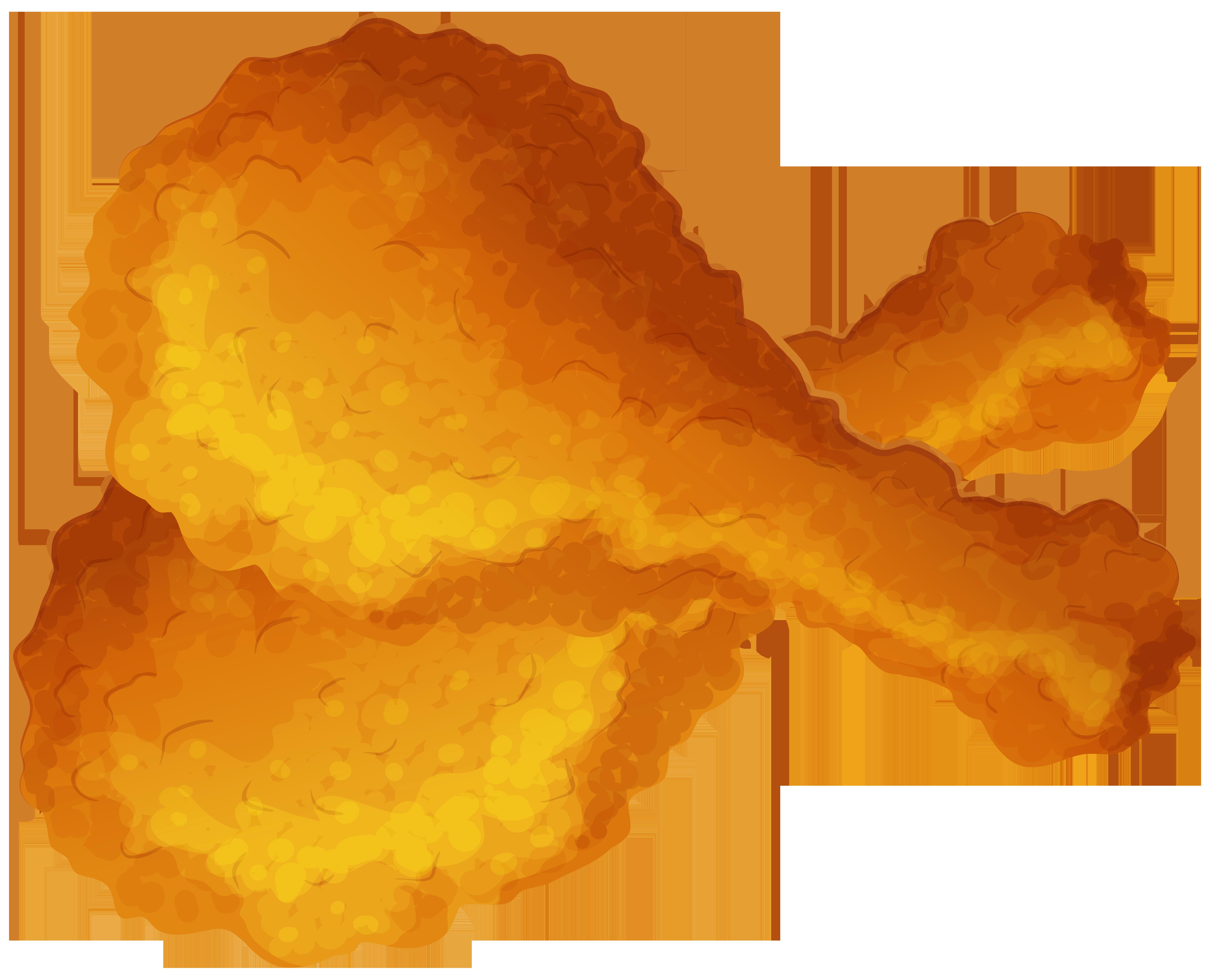 Fried Chicken Legs Transparent PNG Clip Art Image.