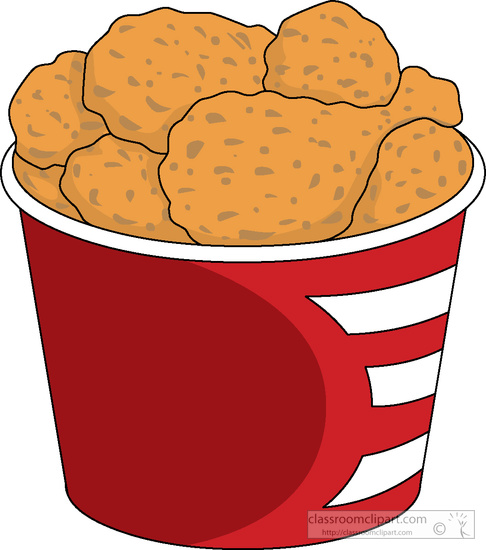 Fried chicken pictures clip art.