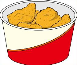 Fried Chicken Clipart & Fried Chicken Clip Art Images.