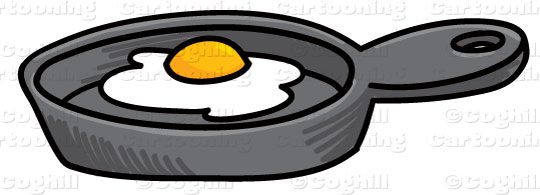 Fried Clipart.
